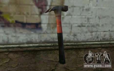 Hammer (GTA Vice City) for GTA San Andreas second screenshot