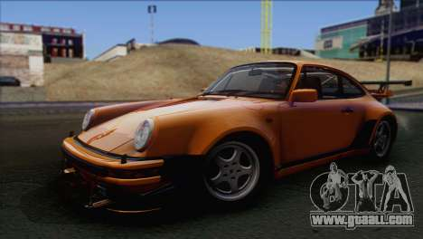 Porsche 911 Turbo 1982 Tunable KIT C PJ for GTA San Andreas right view