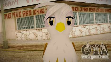 Gilda from My Little Pony for GTA San Andreas third screenshot