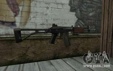 Galil v1 for GTA San Andreas second screenshot