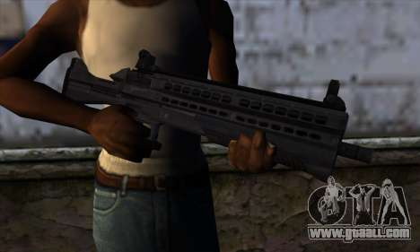 Combat Shotgun from State of Decay for GTA San Andreas