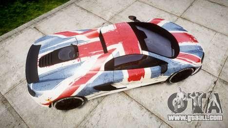 McLaren 650S Spider 2014 [EPM] v2.0 UK for GTA 4 right view