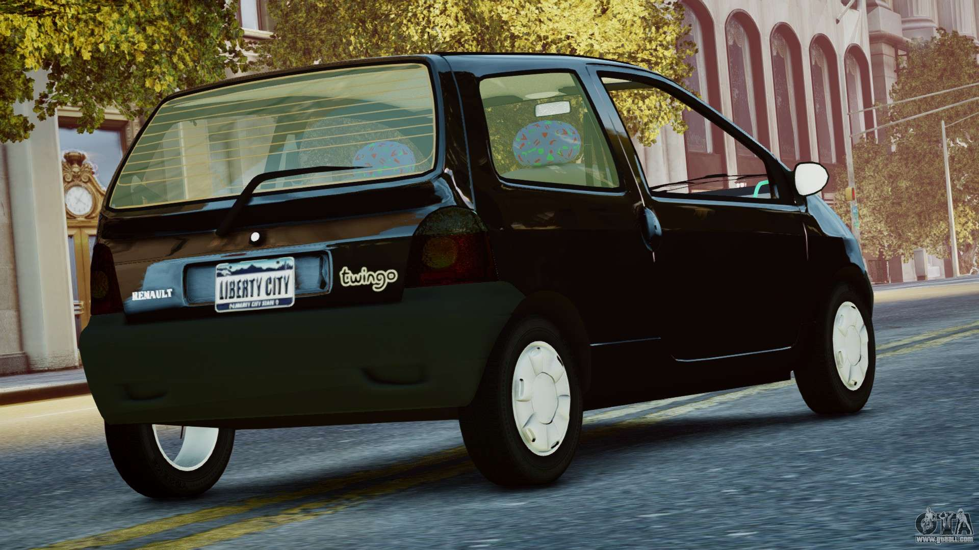 renault twingo i 1 for gta 4. Black Bedroom Furniture Sets. Home Design Ideas