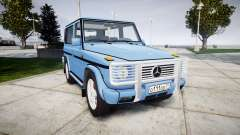Mercedes-Benz G500 Short 1999