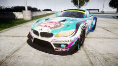 BMW Z4 GT3 2014 Goodsmile Racing for GTA 4