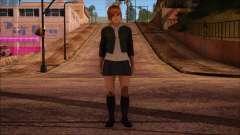 Modern Woman Skin 6 for GTA San Andreas