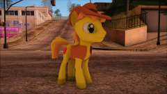 Braeburn from My Little Pony for GTA San Andreas