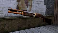 Chromegun v2 Rusty