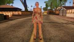 Modern Woman Skin 1 for GTA San Andreas