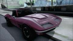 Invetero Coquette Classic v1.1 Open Top for GTA San Andreas
