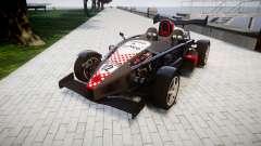 Ariel Atom V8 2010 [RIV] v1.1 Rosso & Bianco