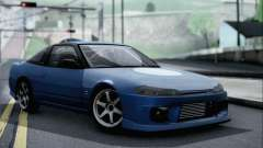 Nissan 180SX Facelift Silvia S15 for GTA San Andreas
