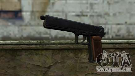 Colt45 for GTA San Andreas