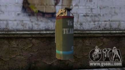 Smoke Grenade from GTA 5 for GTA San Andreas