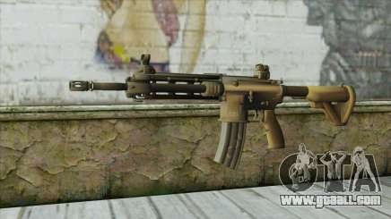 M4 from Battlefield 4 for GTA San Andreas