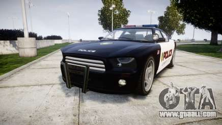 Bravado Buffalo Police LCPD for GTA 4