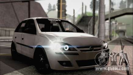 Opel Corsa 5-Doors for GTA San Andreas