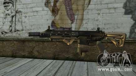 SIG-556 for GTA San Andreas