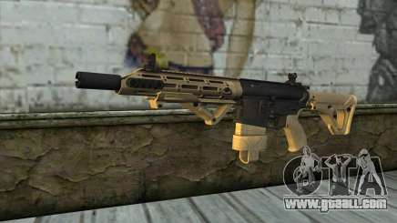 AR-25c for GTA San Andreas