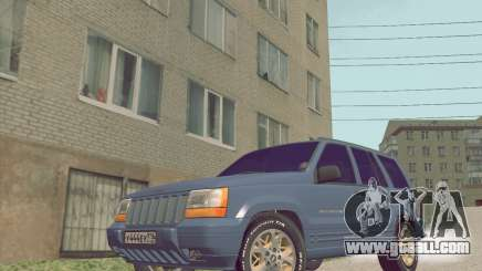 Jeep Grand Cherokee ZJ for GTA San Andreas