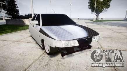 VAZ-2112 hobo for GTA 4