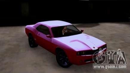 Bravado Gauntlet GTA 5 for GTA San Andreas