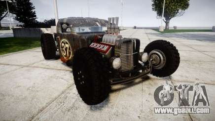 Dumont Type 47 Rat Rod PJ1 for GTA 4