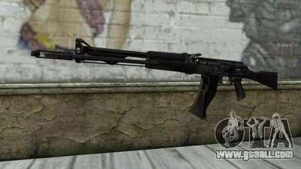АК-107 from S.T.A.L.K.E.R for GTA San Andreas