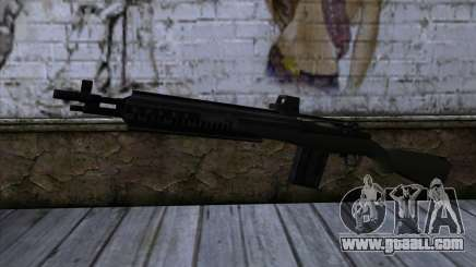 Rifle from State of Decay for GTA San Andreas