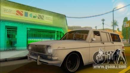 GAS 24-02 for GTA San Andreas