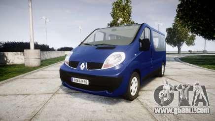 Renault Trafic Passenger for GTA 4