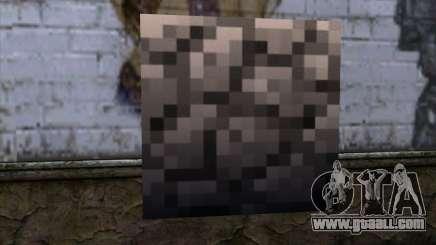 Block (Minecraft) v2 for GTA San Andreas