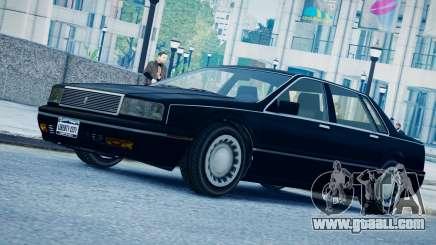 Primo Continental for GTA 4
