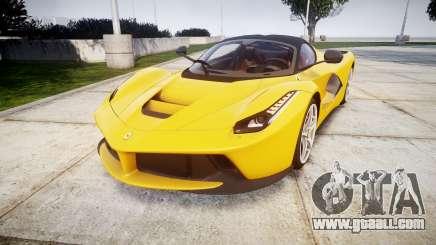 Ferrari LaFerrari [EPM] v1.2 for GTA 4