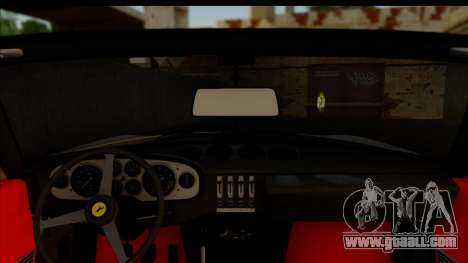 Ferrari 365 GTS4 Daytona (US-spec) 1971 [HQLM] for GTA San Andreas right view