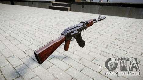 The AK-47 Muzzle brake for GTA 4 second screenshot
