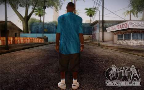 Ginos Ped 7 for GTA San Andreas second screenshot