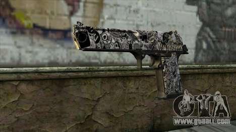New Gun v2 for GTA San Andreas