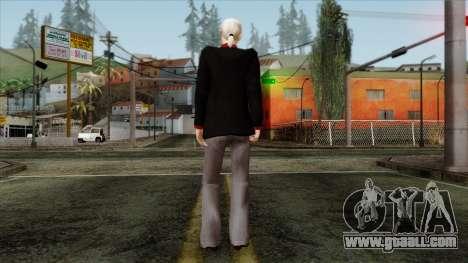 GTA 4 Skin 4 for GTA San Andreas second screenshot