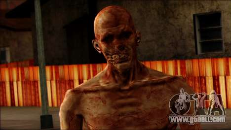 Outlast Skin 4 for GTA San Andreas third screenshot