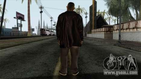 GTA 4 Skin 2 for GTA San Andreas second screenshot