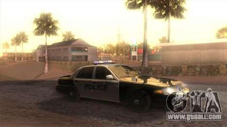 GTA 5 ENB for GTA San Andreas fifth screenshot