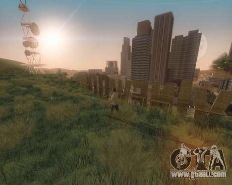 GTA 5 ENB for GTA San Andreas forth screenshot