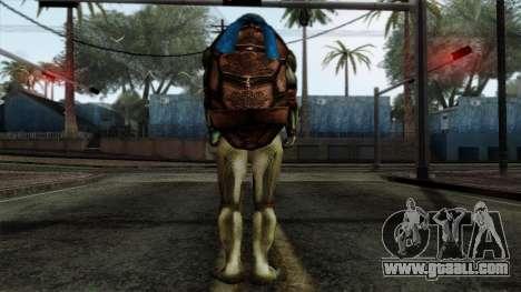 Leo (Ninja Turtles) for GTA San Andreas second screenshot