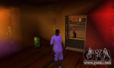 New OG Lock House for GTA San Andreas forth screenshot