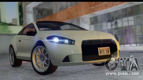 GTA 5 Maibatsu Penumbra for GTA San Andreas