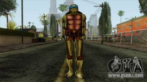 Leo (Ninja Turtles) for GTA San Andreas