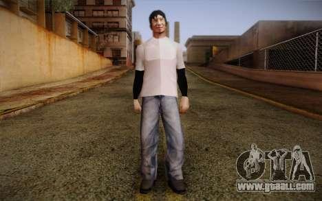 Ginos Ped 20 for GTA San Andreas