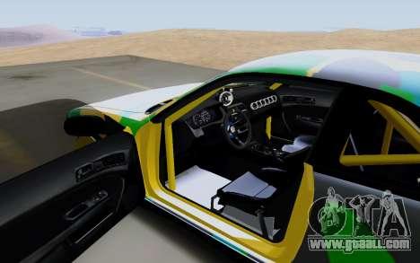 Nissan Silvia S14 Hunter for GTA San Andreas right view