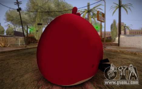 Big Brother from Angry Birds for GTA San Andreas second screenshot